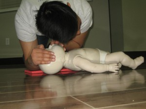 Standard Childcare First Aid