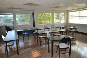 Winnipeg Training Classroom
