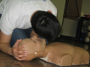 First aid and CPR Re-certifications in Winnipeg