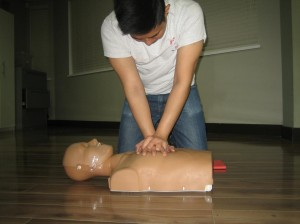 CPR Training in Winnipeg