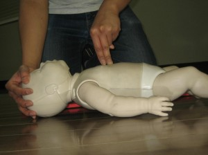 CPR level 'C' training in Winnipeg