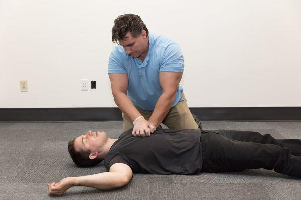 CPR and AED Courses