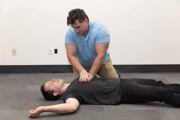 Standard first aid courses Winnipeg