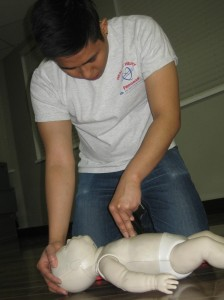 Effective Paediatric CPR techniques