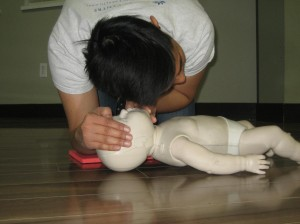 Learn about home safety in a childcare first aid course