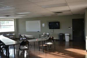 First Aid Classroom